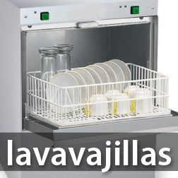 Maquinaria Lavavajillas
