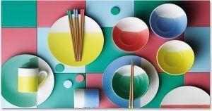 los colores en la cocina